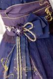 Ichigomikou Night Sakura Krathong Lolita Accessories -Pre-order