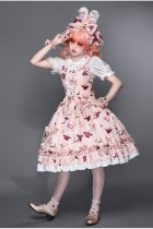 YUPBRO Lolita ~Mangosteen Lolita JSK -Pre-order