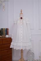 Ichigomikou Original Design Le Petit Prince Lolita Blouse -Ready Made