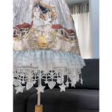 Star Yarn Lolita Petticoat Length Adjustable