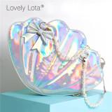 Loris~ Big Flash Shell Radiation Color-changing Lolita Bag