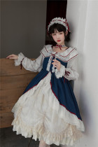 With PUJI ~Snow White Lolita OP-Pre-order