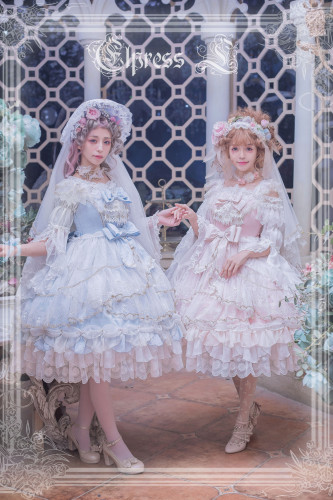 Elpress L ~Christmas E~ Lolita JSK 2019 Version -Ready Made
