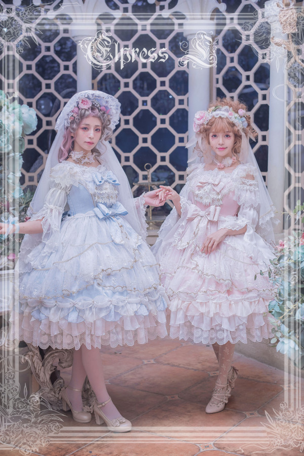 Elpress L ~Christmas E~ Lolita JSK 2019 Version -Ready Made