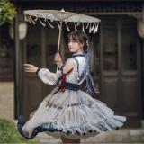 With PUJI ~Suyu Qi Lolita OP-Ready made