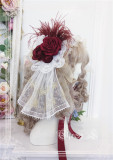 Elpress L ~Christmas E*Eternal Snow~ Lolita Accessories -Ready Made