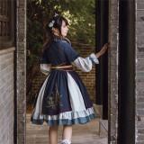 With PUJI ~Xike Qi Lolita OP-Pre-order