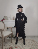 Foxtrot Lolita~ Scarlet Secret~  Lolita Blouse
