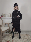 Foxtrot Lolita~Scarlet Secret~  Lolita Vest+Skirt