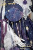 Ichigomikou ~Purple Delusion~ Lolita Accessories -Ready Made