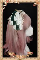 Infanta ~Gift Bear~ Lolita Headbow