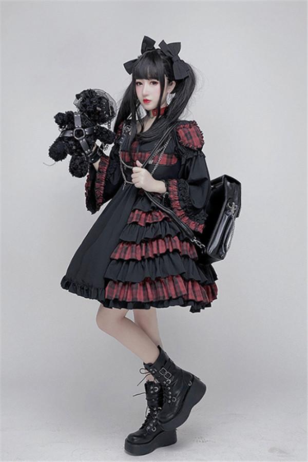 Diamond Honey ~Variety Trainee Little Witch~ Lolita OP