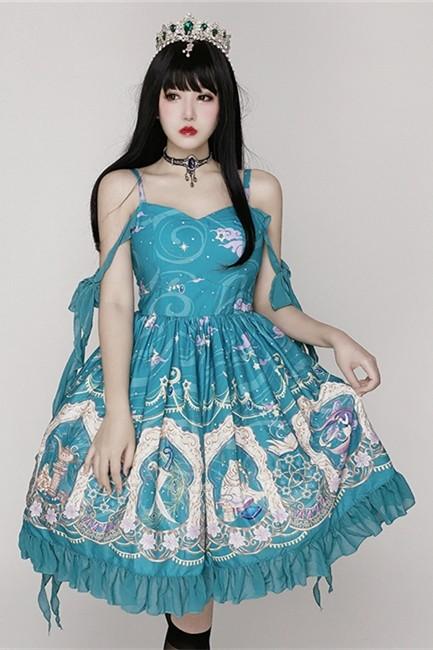 Diamond Honey ~Princess Aladdin~ Lolita JSK