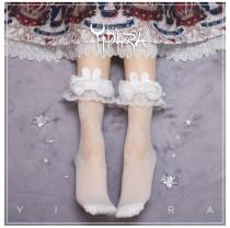 Yidhra Lolita ~Rabbit Ears~ Lolita Socks/ Anklets