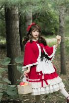 Soufflesong~Little Red Riding Hood ~Lolita JSK/ JSK Set
