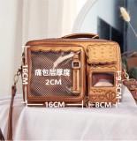 DRDR Lolita ~ Microwave Oven~ Lolita Bag -3 Wear Ways Pre-order