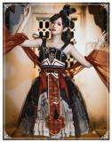 Ying Luo Fu~Monster Fight~ Qi Lolita JSK