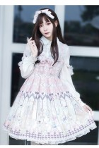 Ying Luo Fu~Dream Tea Party~ Lolita JSK