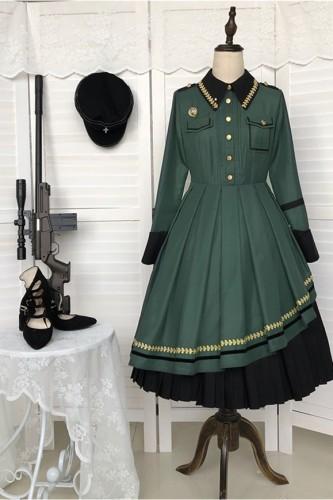 With PUJI ~Emberless Land Lolita OP-Pre-order