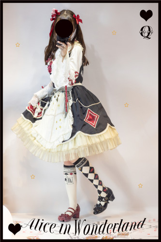 Yuki's Music Box~Alice~ Lolita Socks/ Stockings
