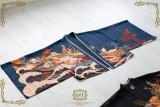 CEL Lolita ~Kaiseki Island Lolita Printed Coat -Ready Made