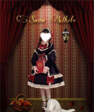 Annie Parcel ~Snow White Lolita OP