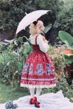Infanta ~Little Red Riding Hood Lolita JSK- Ready Made