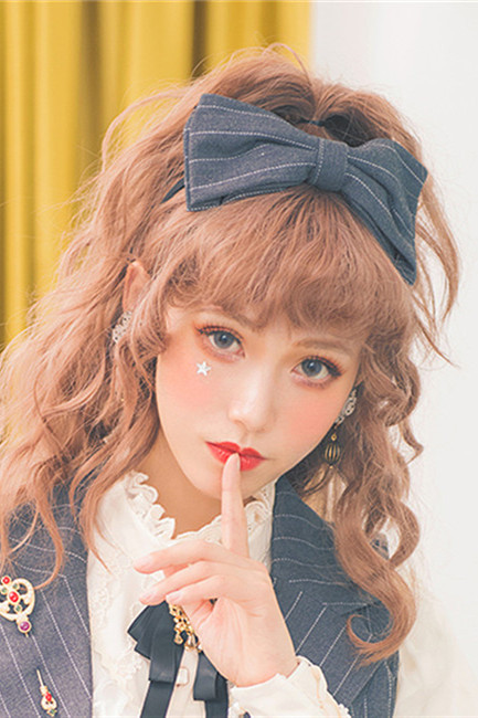 Rose Humanoid~ Lolita Accessories -Ready Made