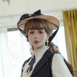 Rose Humanoid~ Lolita Hat -Ready Made
