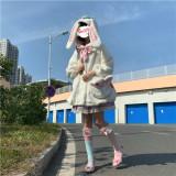 To Alice~ Lolita Bobo Rabbit Coat -Pre-order