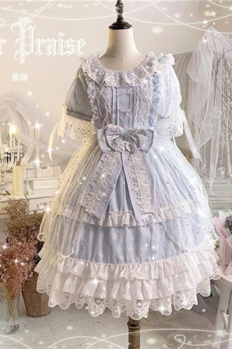 Annie Parcel ~Ode to the Stars Lolita OP