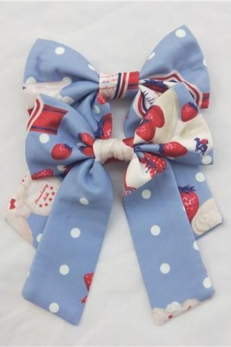 Annie Parcel ~Strawberry Milk Jug Lolita Accessories