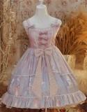 Annie Parcel ~Cat Mermaid Lolita JSK