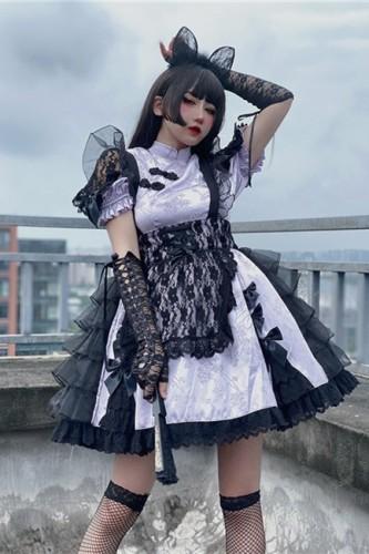 Diamond Honey ~Cat~ Qi Lolita OP