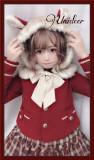 Sweet Winter Down Lolita Short Coat -Pre-order