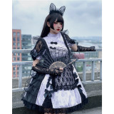 Diamond Honey ~Cat~ Qi Lolita OP
