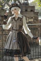 Infanta ~Spirit of the Adventurer Lolita Vest+ SK set