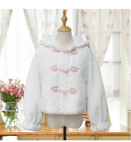Sleepwalking Rabbit~ Lolita Short Coat