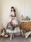 Cheese Cocoa ~Twilight Lolita JSK-Ready made