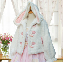 Sleepwalking Rabbit~ Lolita Short Coat