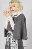 Magic Tea Party ~Cupid In Warm Autumn Lolita Cape/SK-Pre-order