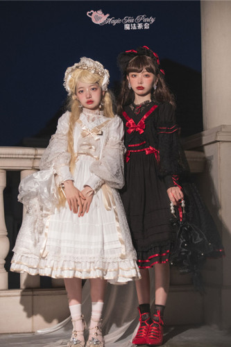 Magic Tea Party ~ Cangyue Jellyfish Lolita OP -Pre-order