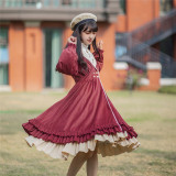 With PUJI ~Miss Grancie Lolita Autumn and Winter OP