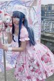Diamond Honey ~Sick Nurse~ Lolita OP
