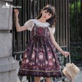 Honey Machien ~Time Exhibition~ Lolita JSK-Ready made