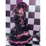 Diamond Honey ~Loli Rabbit~ Vintage Lolita Top + Skirt Set