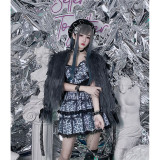 Diamond Honey ~Japanese Style Lolita Autumn and Winter Short Coat