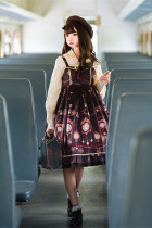 Honey Machien ~Time Exhibition~ Lolita JSK-Pre-order