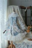 Doris Night ~Vintage Lace Cotton Lolita OP