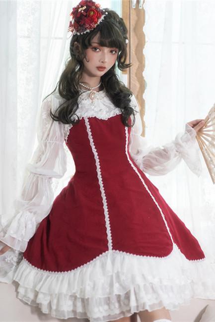 Doris Night ~My Cousin Rachel Vintage Lolita OP